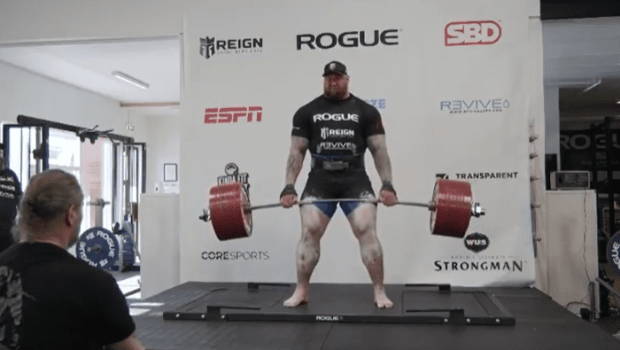 Why Thor's Deadlift Was Way Bigger Than 501 Kg