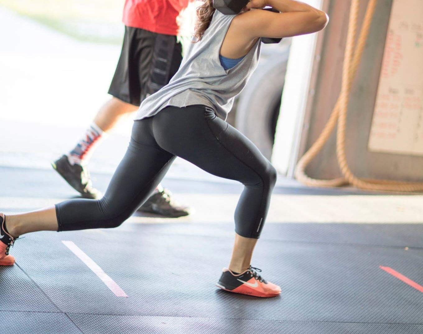 Lunge Your Way to Awesome Legs